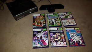 Call of Duty MW3 console + kinect and games