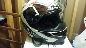 HJC IS-17 Spark Helmet size xl
