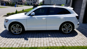 Audi SQ5 2014 Technik package 2020/160 000 warranty