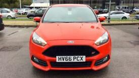 2016 Ford Focus ST 2.0 TDCi 185 ST-2 5dr Manual Diesel Hatchback