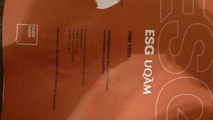 ESG UQAM / HEC ORH 1200 Dévelopment des compétences