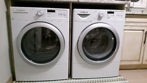 BOSCH 300 laundry pair