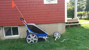 Pousette Stroller Chariot Double