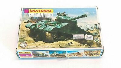 Sherman Firefly  Matchbox Model 1:76 Scale  40071