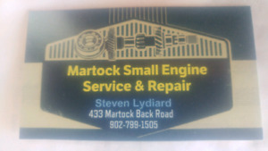 Martock Small Engine service and repairs