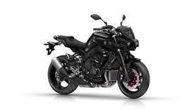 2017 Yamaha MT-10 998.00 cc