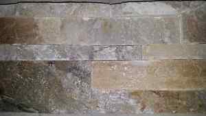 Pierres décoratives Quartzite Golden Sand