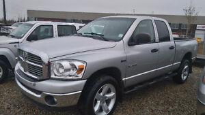 2008 Dodge RAM 1500  4x 4, EASY AUTO FINANCING..165.00B/W oac
