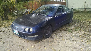 1997 Acura Integra Rs Hatchback