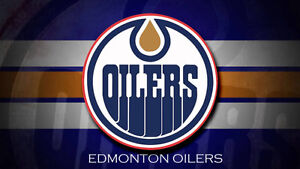 OILERS MULTIPLE GAMES AVAILABLE