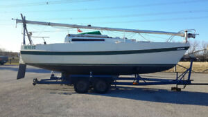 Tanzer 25 sailboat