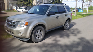 2012 Ford Escape Xlt 2.4l  SUV, Crossover automatic