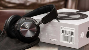 LNIB  Bang and Olufsen H6 2nd Gen - Black