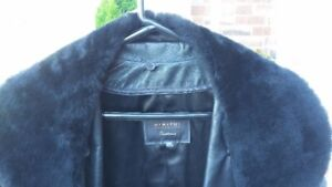 Men's Leather Coat Versace Style from Dimitri Leather XL