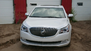 2016 Buick LaCrosse AWD Full Load Luxury Sedan Low Km Leather