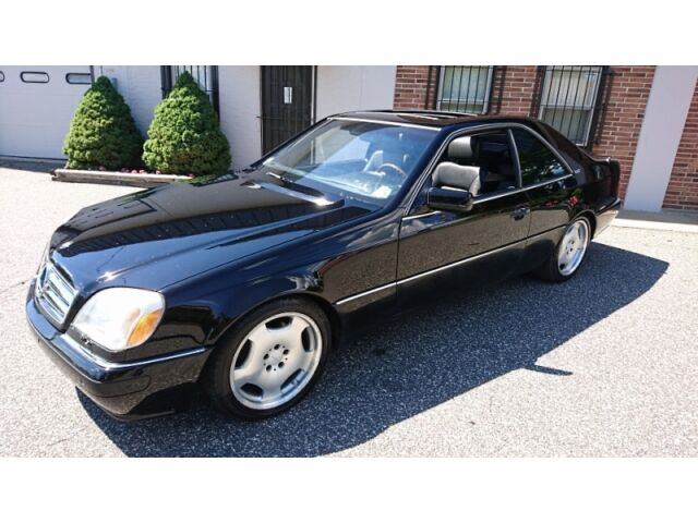1997 mercedes s600 cl600 coupe v12 used mercedes benz s for 1997 mercedes benz s600