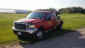 2004 Ford F550 Tow Truck