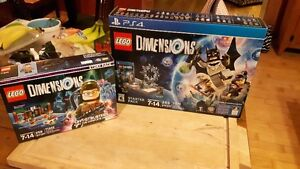 Unopened/Brand New Lego Dimensions PS4 Packs