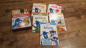 Colour books by Little Einstein