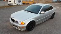 BMW 3-Series 325 CI Coupe *** FULLY LOADED *** Certified $5995