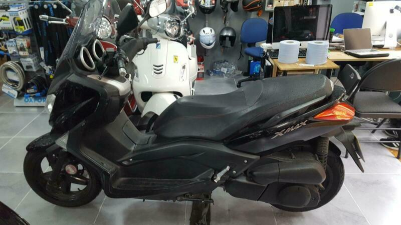 Yamaha XMAX 250, Good condition with low mileage | in Whitechapel, London |  Gumtree