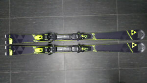 NEW Fischer RC4 WorldCup SC  150cm w RC4 Z12 binding