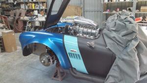Custom Shelby Cobra Replica