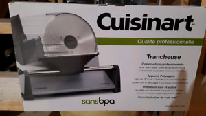 New Meat slicer - Trancheuse
