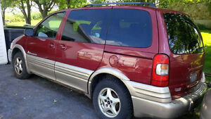 MINI-VAN PONTIAC MONTANA 2004 AUTOMATIQUE 7 PASSAGER