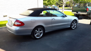Mercedes CLK 350 Convertible 2007
