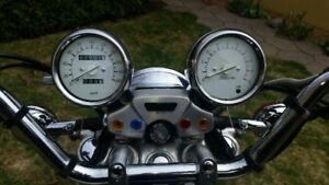 Moto Yamaha Virago XV1100