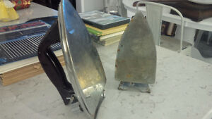 Vintage Irons To Display In Laundry Room Kitchener / Waterloo Kitchener Area image 2