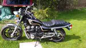 Perfect bike for someone! 750cc nighthawk