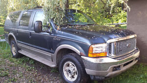 2000 Ford Excursion Limited VUS