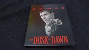 From Dusk Till Dawn Blu-ray Steelbook