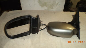 Power mirror for Chev/GMC