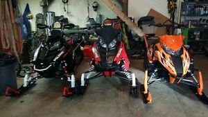2014 RMK Assault *Mint* *Low Hours* *Low Kms* *Warranty*