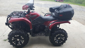 2006 660 Grizzly Limited Edition