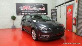 2007/07 FORD FOCUS ST-2 SEA GREY - 3 DOOR - 225BHP - LOVELY EXAMPLE