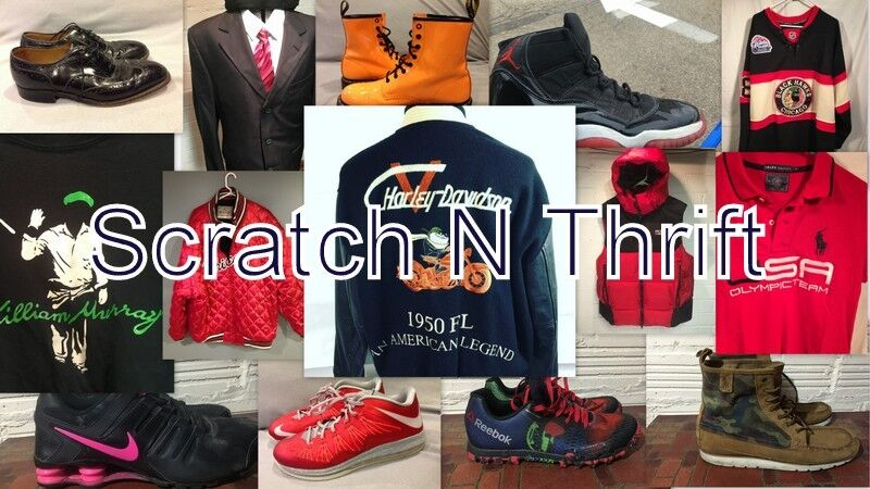 Scratch n Thrift