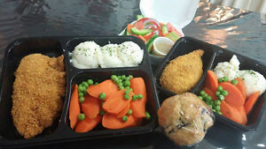 Delivered fresh meals for seniors and busy families Kawartha Lakes Peterborough Area image 1