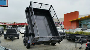 FROM ONLY $74 P/WEEK ON FINANCE*10 x 6 Tandem Heavy Duty Trailer Narre Warren Casey Area Preview