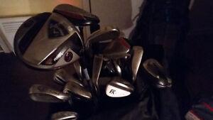sac de golf mizuno complet tout les batons