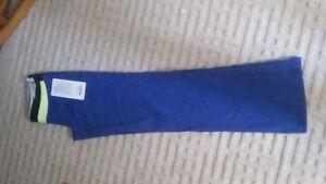 brand new size 6 royal blue lululemon pants