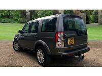 2010 Land Rover Discovery 3.0 TDV6 GS 5dr Automatic Diesel 4x4