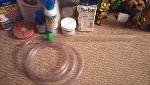 3 gallon fish tank with accessories Kitchener / Waterloo Kitchener Area image 3