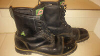 Steel Toed Boots - Canadian West Boots Brand - Size 14