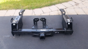 Ford F250 trailer hitch