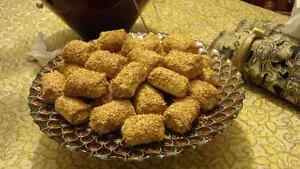 gateaux pour vos mariages/homemade cookies for your weddings West Island Greater Montréal image 2