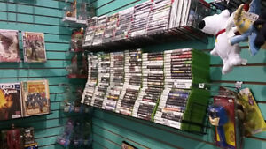 Retro Video games for sale!! (Courtice Flea Market) (Building 3)